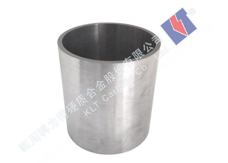 Excellent Hardness Tungsten Carbide Sleeve Abrasion Resistance Yn6 Yn8 Yn9 Grade