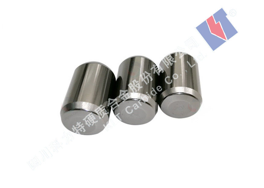 Excellent Hardness Cemented Carbide Buttons For Stone Carving / Mining Turning